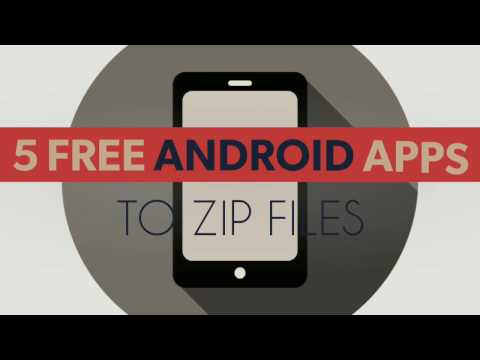 5 Best Free Android Apps To Zip Files
