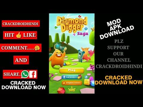 Cracked Updated     Dimond Digger Saga Mod Apk    Download Now    Crackdroidhindi   