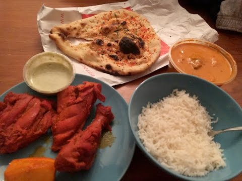 MUKBANG Indian Food