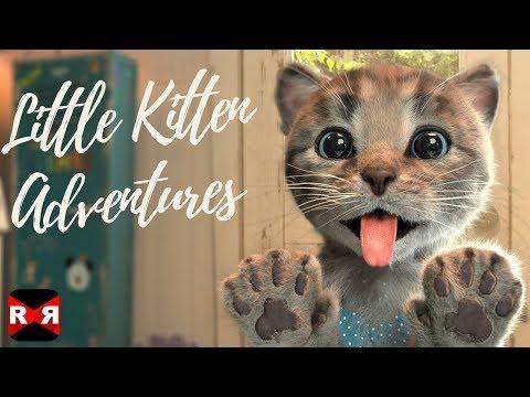 Little Kitten Adventures - Best Interactive App for Kids & Toddlers