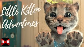 Little Kitten Adventures - Best Interactive App for Kids & Toddlers