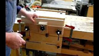 Loose Tenon Mortise Jig Part 1 Of 3