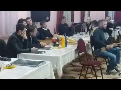 Мурад Тинаев играет на пандуре ~ 05-01-2020 год