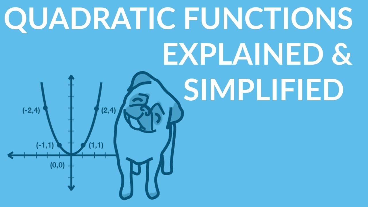 quadratic functions explained simplified and made easy quadratic functions explained simplified and made easy falaconquin
