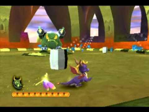 Spyro 3 proxy jump
