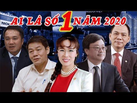 Top 10 Tỷ Phú Giàu Nhất Việt Nam Hiện Nay Năm 2020