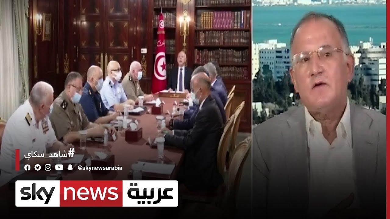 أبو بكر الصغير: هناك توافق كبير بين الرئيس التونسي واتحاد الشغل  - نشر قبل 2 ساعة