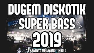 Download Mp3 Dugem Diskotik Super Bass 2019 !!! Remix Paling Enak 2019   Dj Yosra Remix