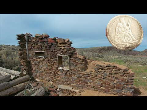 Ghost Ranch Silver! Hell or High Water! Off the Grid Treasure Hunting