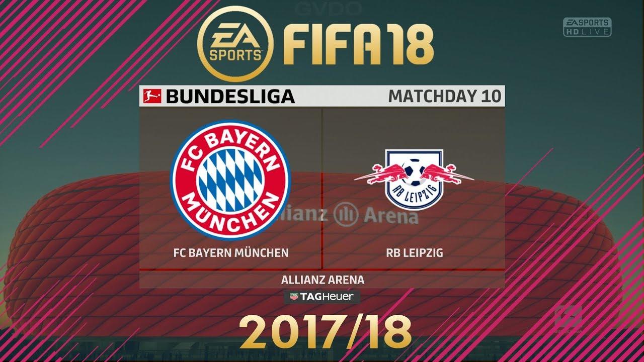 Fifa 18 Bayern Edition