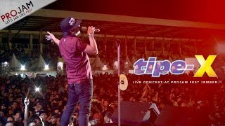 Video tipe-X Live Jember 2016 (PROJAM FEST 2016) download MP3, 3GP, MP4, WEBM, AVI, FLV November 2017