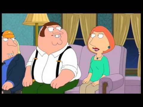 Family Guy British Version - YouTube