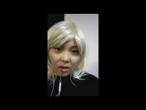Баина блондинка