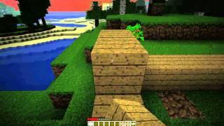 MineCraft Приключения - часть 1