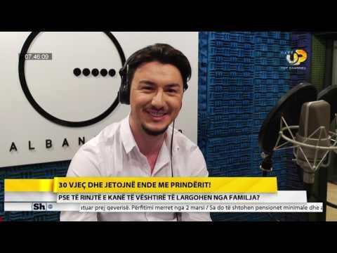 Wake Up, 23 Shkurt 2017, Pjesa 2 - Top Channel Albania - Entertainment Show