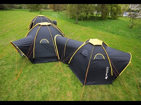TOP 5 COOLEST TENTS YOU MUST SEE & TOP 5 COOLEST TENTS YOU MUST SEE - YouTube