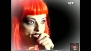 Nina Hagen - Zofingen, Switzerland (Live) 2000