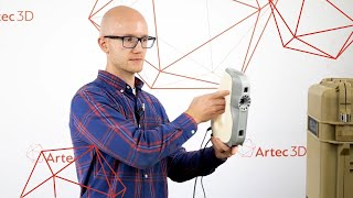 How to Effortlessly 3D Scan an Object with an Artec Eva