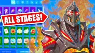 UNLOCK RUIN SKIN ALL STAGE KEY LOCATIONS IN FORTNITE!