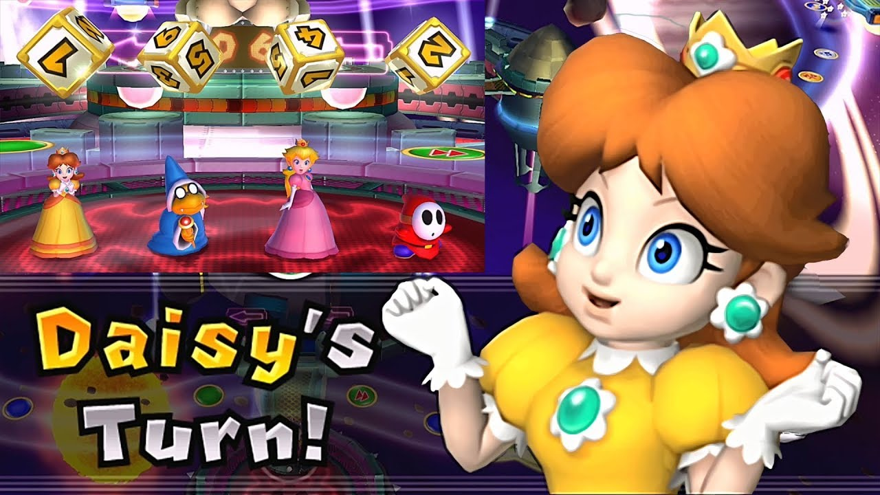Mario Party 9 Solo Mode Daisy Bowser Station Part 6 295 Youtube