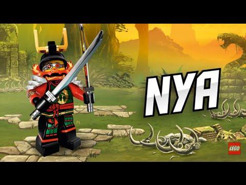 Nya - LEGO Ninjago
