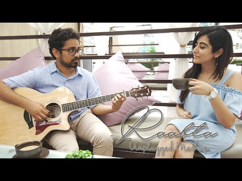 Thumbnail: Raabta (Unplugged Mashup) - Jonita Gandhi ft. Daniel Kenneth Rego