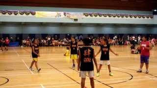 2013 大埔體育會大埔盃三人籃球賽 (女子兒童組) 聖博德