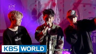 Cover images Zico & Crush & Penomeco - FANXY CHILD [Yu Huiyeol's Sketchbook / 2017.09.06]