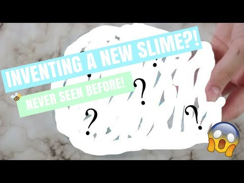 I INVENTED A BRAND NEW SLIME!? NEVER SEEN BEFORE! Honeybee Slimery Restock 4/21!
