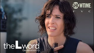 'Shane Gets a Text From Her Wife' Ep. 1 Official Clip | The L Word: Generation Q | SHOWTIME Video