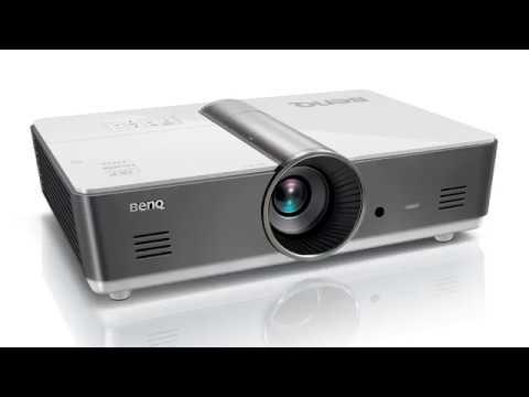 BenQ MH760 - офисный проектор с большим потенциалом