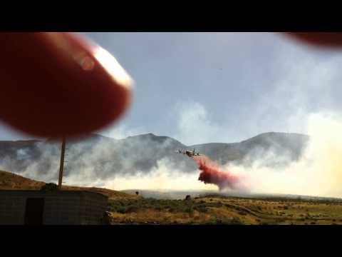 Wildfire firefighting