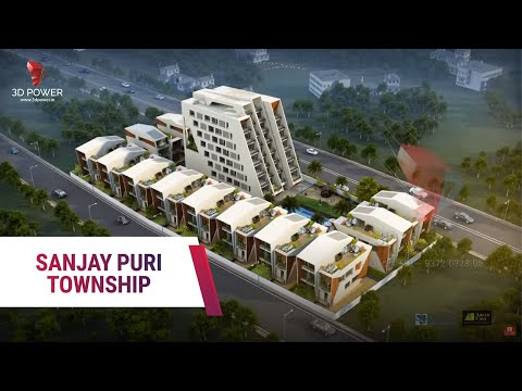 Architect Sanjay Puri - Mumbai Animation Walkthrough