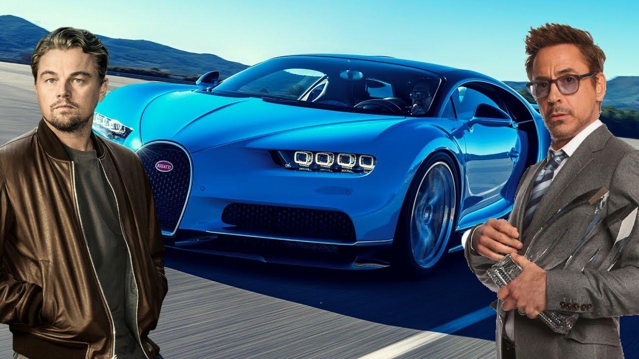 Leonardo Dicaprio Vs Robert Downey Jr Celebrity Car Collection