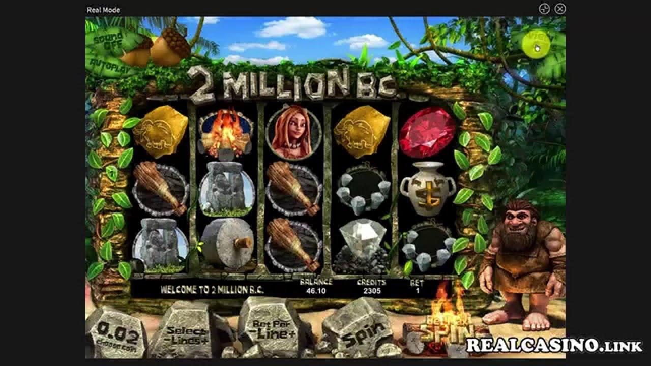 2 Million BC