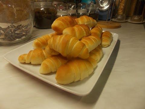 Kiflice koje su uvek sveže (posno) - Homemade rolls