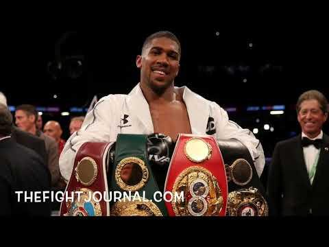 RECAP: Anthony JOSHUA decisions Joseph PARKER to unify WBO, IBO, IBF, & WBA World Titles!!!
