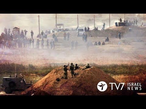 Israel-Hamas reach long-term ceasefire arrangement: report - TV7 Israel News 26.10.18