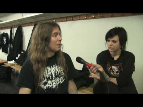 Interview with Cannibal Corpse