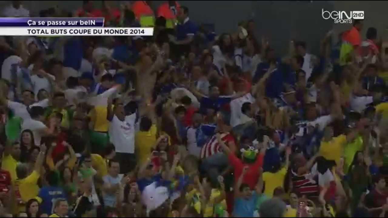 Coupe du monde 2014 tous les buts youtube - Tous les buts coupe du monde 1998 ...