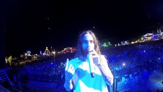 30 Seconds to Mars - VOLT FESTIVAL LIVE 2014 Stage experience