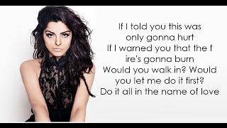 Martin Garrix & Bebe Rexha - In The Name Of Love ( Lyrics)