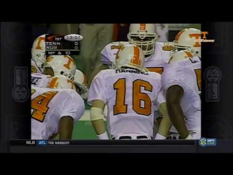 1997 SEC Championship - #11 Auburn vs. #3 Tennessee (HD)