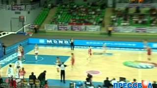 Баскетбол. ЧЕ 2011. Турция - Беларусь