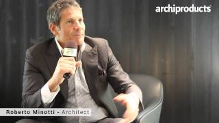 MINOTTI | Roberto Minotti | Archiproducts Design Selection - Salone del Mobile Milano 2015