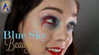 We're Gonna Need A Bigger Brush: JAWS Inspired Makeup Tutorial - Blue Sky Beauty