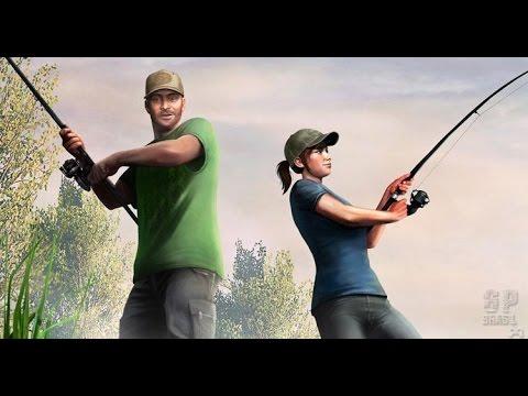 Euro Fishing - 30 Minutos De Gameplay