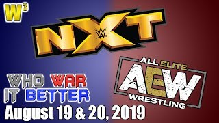 NXT to USA Network! The Wednesday Night War!   Who War It Better