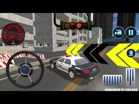 Download Police Car Parking Free 3d Driving Games Android Game Play