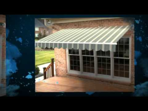 Retractable Awnings Diy Retractable Awnings Youtube